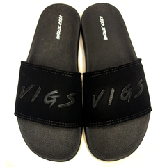 Chinelo Slide Intense Black - comprar online