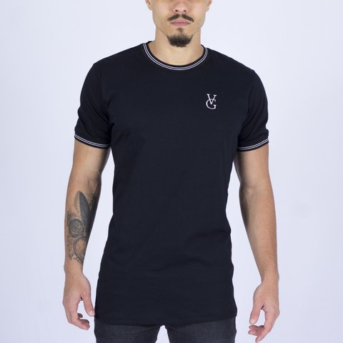 T-SHIRT ESSENTIAL BLACK