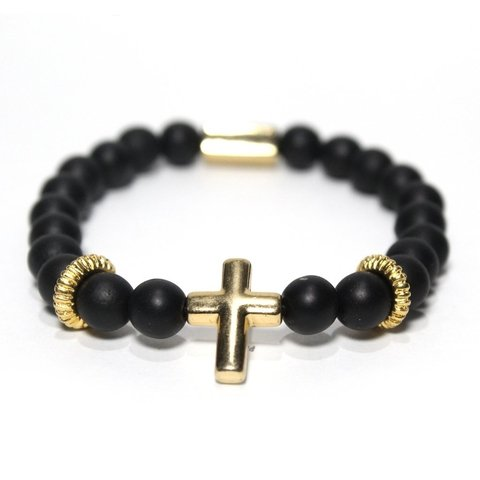 Pulseira Golden Cross