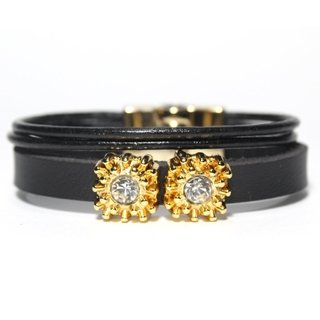 Pulseira Crown Lines
