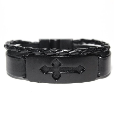 Pulseira Medallion Black
