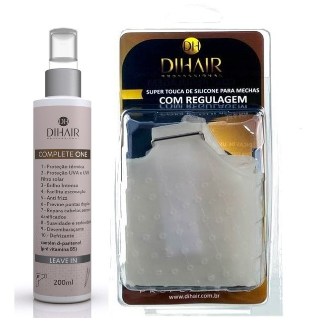 Complete One 200ml + Touca com Regulagem - Dihair Professional