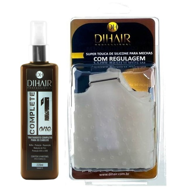 Complete One 200ml + Touca com Regulagem - Dihair Professional - loja online