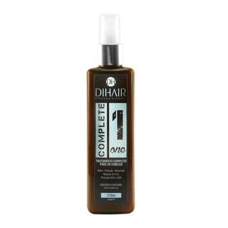 Complete One 220ml + Mousse Matizador Blond 150ml - Dihair Professional - comprar online