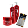 kit Solution Repair Multi Reconstrutor 1Litro + Touca com Regulagem - Dihair Professional