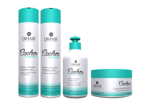 DIHAIR - KIT CACHOS 300ML