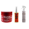 Imagem do Máscara Solution Repair Multi Reconstrutor 500gr + Complete One 200ml + Óleo de Argan 30ml - DiHair Professional