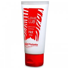 Sex Shop - Gel Lubrificante Funcional Love Lub Hot