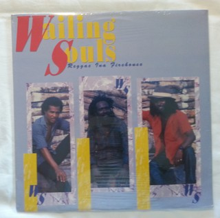 LP Wailing Souls - Reggae Ina Firehouse (Original Press) [M] na internet