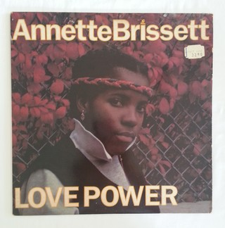 LP Annette Brissett - Love Power (Original Press) [VG+] - comprar online