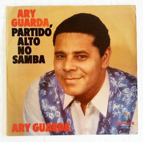 LP Ary Guarda - Partido Alto no Samba (Original Press) [VG+]