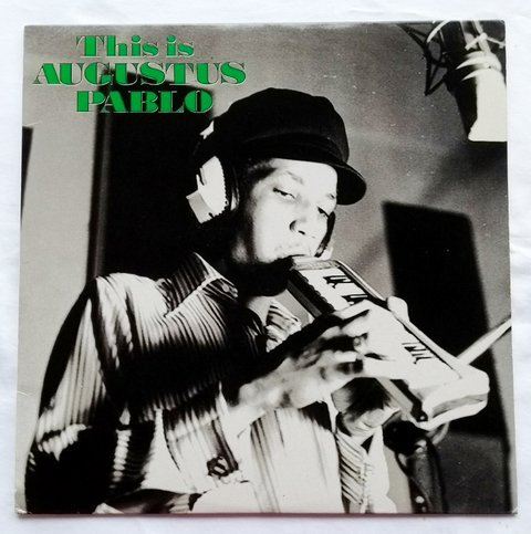 LP Augustus Pablo - This Is Augustus Pablo [VG+]