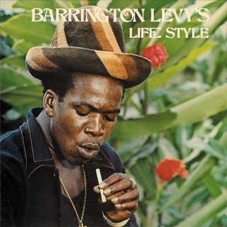 LP Barrington Levy - Barrington Levys Life Style [M]