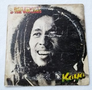 LP Bob Marley & Wailers - Kaya (Original JA Press) [VG]