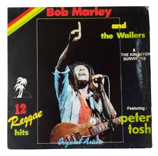 LP Bob Marley & the Wailers - 12 Reggae Hits [VG+]