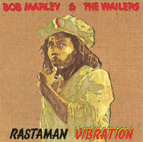 LP Bob Marley & the Wailers - Rastaman Vibration (180g) [M]