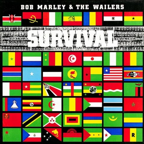 LP Bob Marley & the Wailers - Survival (180g) [M]