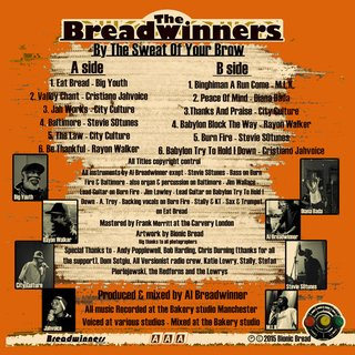 LP Breadwinners - By The Sweat Of Your Brow [NM] - comprar online