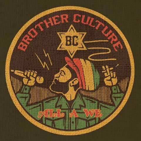 LP Brother Culture - All A We [M]