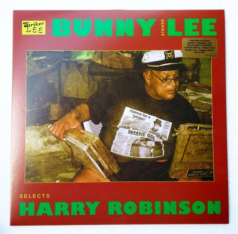 LP V.A. - Bunny Striker Lee Selects Harry Robinson [M]
