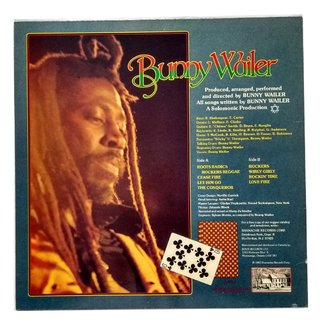 LP Bunny Wailer - Roots Radics Rock Reggae (Original US Press) [VG+] - comprar online