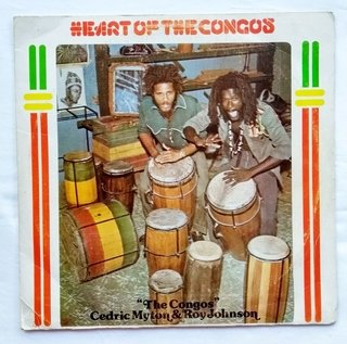 LP Congos - Heart Of The Congos [VG]