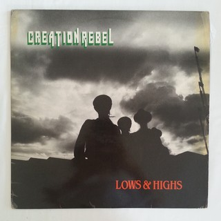 LP Creation Rebel - Lows & Highs (Original Press) [VG+] - comprar online