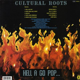 LP Cultural Roots - Hell A Go Pop [M] - comprar online