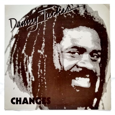 LP Danny Tucker - Changes (Original Press) [VG+]