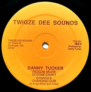 LP Danny Tucker - Changes (Original Press) [VG+] na internet