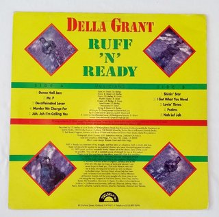 LP Della Grant - Ruff N' Ready (Original Press) [VG+] - comprar online