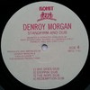 Imagem do LP Denroy Morgan - Stand Firm & Dub (Original Press) [VG+]
