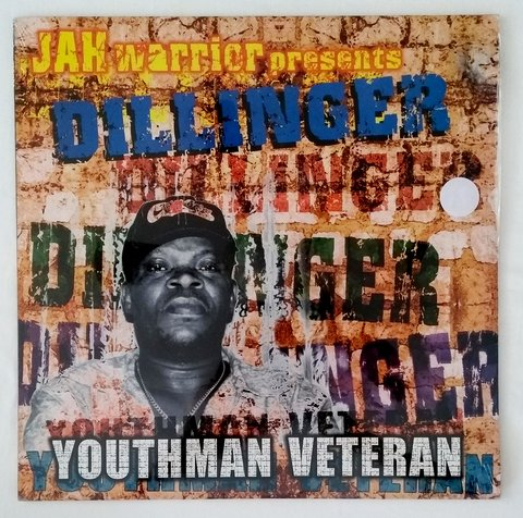 LP Dillinger & Jah Warrior - Youthman Veteran (Original Press) [M]