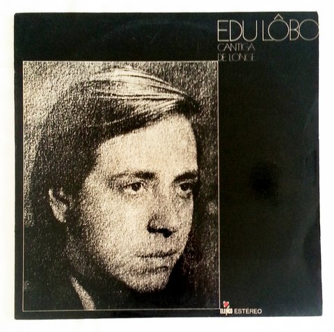 LP Edu Lôbo - Cantiga de Longe (Original Press) [VG+]