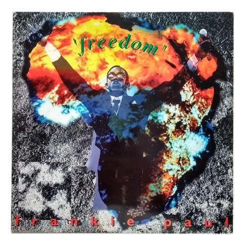 LP Frankie Paul - Freedom (Original Press) [VG+]