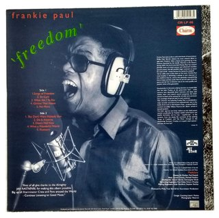 LP Frankie Paul - Freedom (Original Press) [VG+] - comprar online