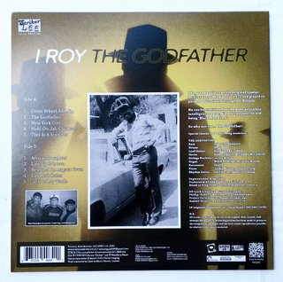 LP I Roy - The Godfather (Vinil Amarelo) [M] - comprar online