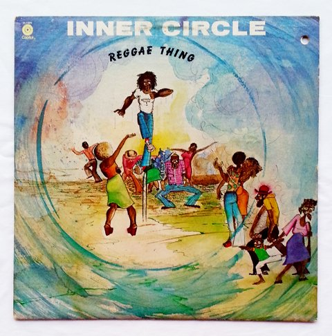 LP Inner Circle - Reggae Thing (Original Press) [VG+]