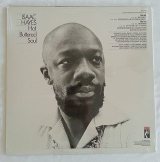 LP Isaac Hayes - Hot Buttered Soul [M] na internet