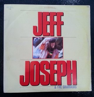 LP Jeff Joseph & The Grammacks - Jeff Joseph & The Grammacks [VG+]