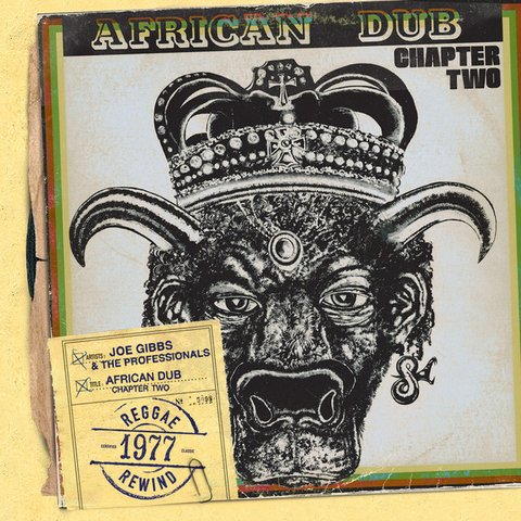 LP Joe Gibbs & The Professionals - African Dub Chapter 2 [NM]