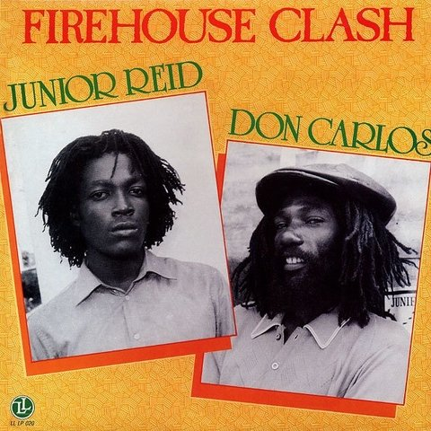 LP Jr. Reid & Don Carlos - Firehouse Clash [M]