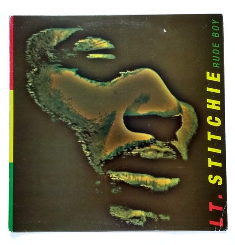 LP Lt. Stitchie - Rude Boy (Original Press) [VG+]