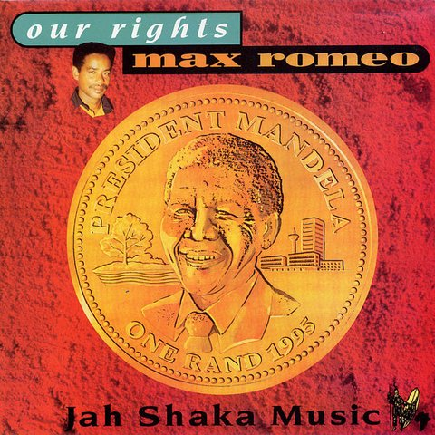 LP Max Romeo - Our Rights (Original Press) [VG+]