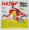 LP Michael Palmer - Lick Shot (Original JA Press) [VG+] - comprar online