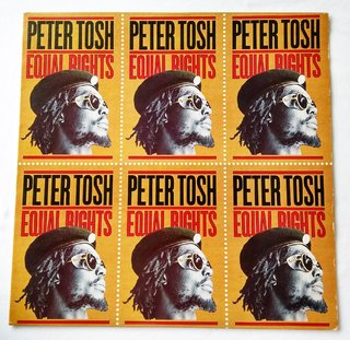 LP Peter Tosh - Equal Rights (Original US Press) [VG+]