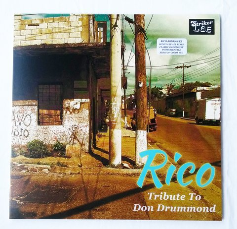 LP Rico Rodriguez - Tribute To Don Drummond (Azul) [NM]