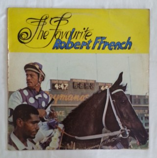 LP Robert Ffrench - The Favourite (Original Press) [VG+] - comprar online