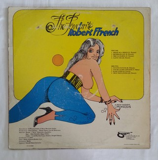 LP Robert Ffrench - The Favourite (Original Press) [VG+] na internet