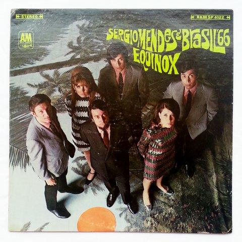 LP Sergio Mendes & Brasil '66 - Equinox (Original Press) [VG+]